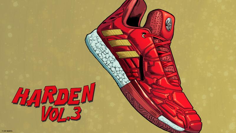 Marvel's Iron Man | Harden Vol 3