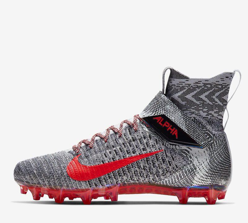 Nike Football's Fully Flyknit Cleats