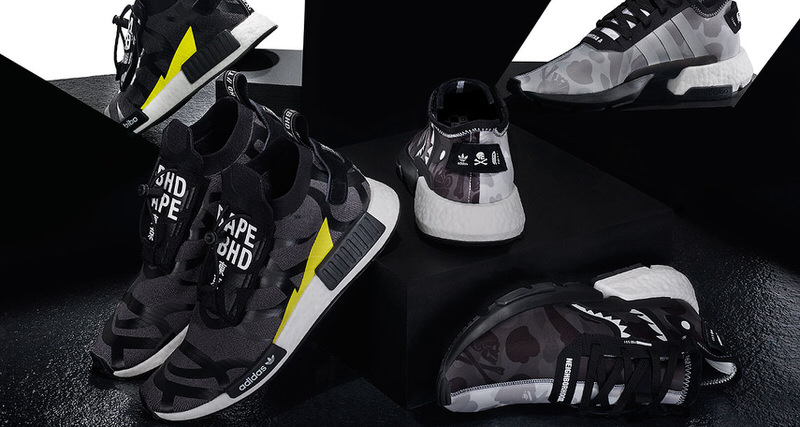 BAPE x NEIGHBORHOOD x adidas Collection