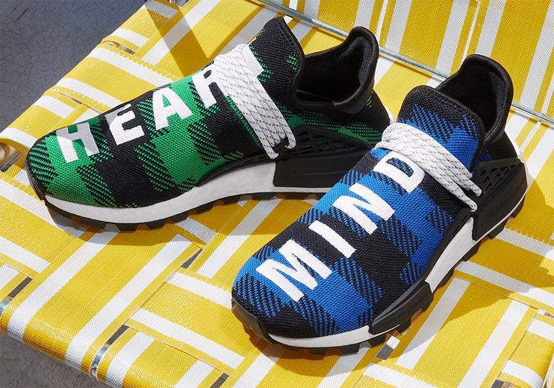 BBC x adidas NMD Hu Pack
