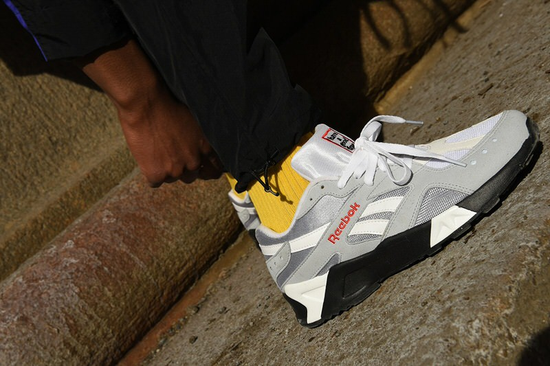 ducha insuficiente Creta  Tokyo Retailer have a good time Revamps Reebok Aztrek   Nice Kicks
