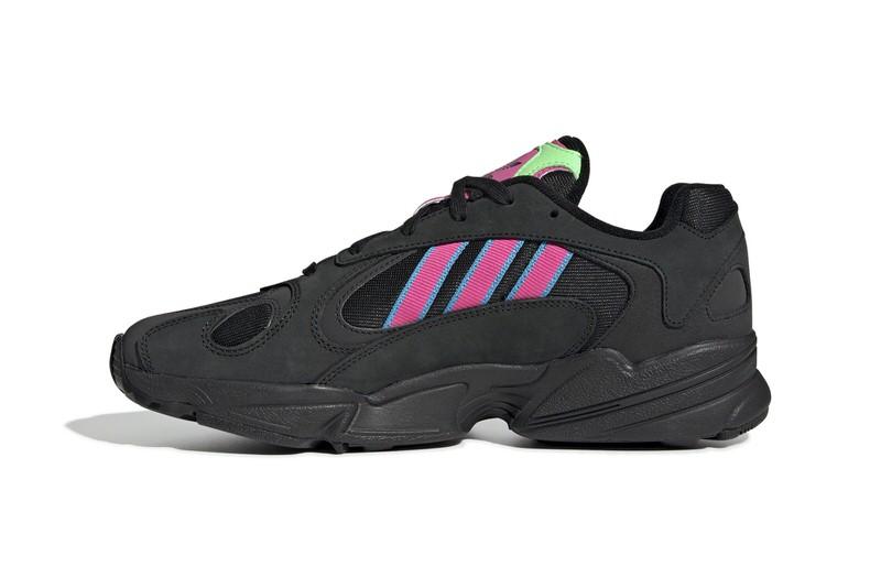 adidas Yung-1 'Black Neon'