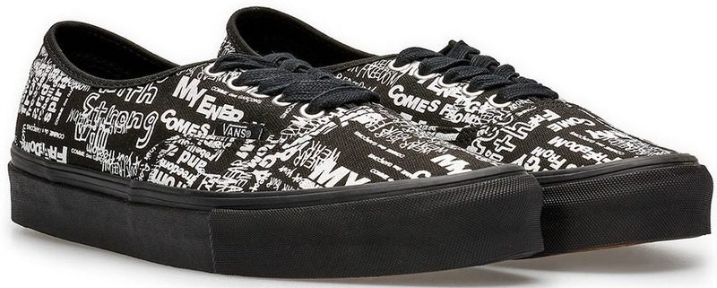 COMME des GARÇONS and Vans Link for Liberating New Capsule