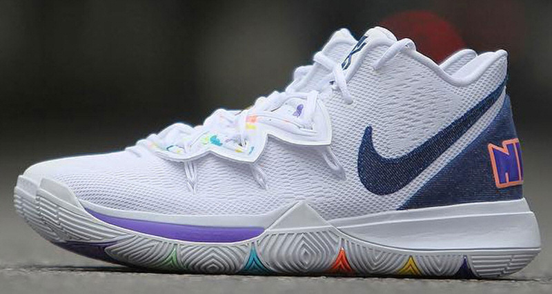 """Nike Kyrie 5 """"Have a Nike Day"""""""