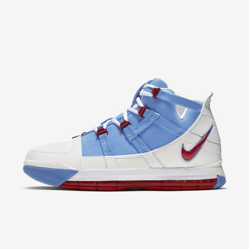 """Nike Lebron III """"Houston Oilers"""""""