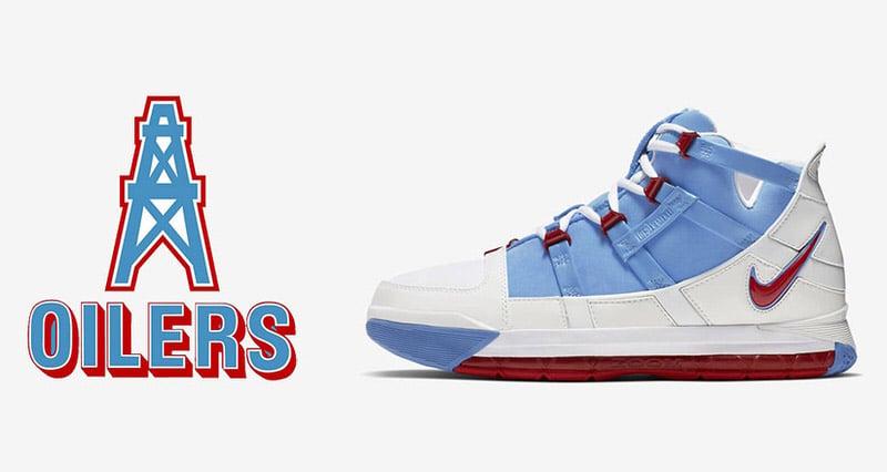 Nike LeBron III \
