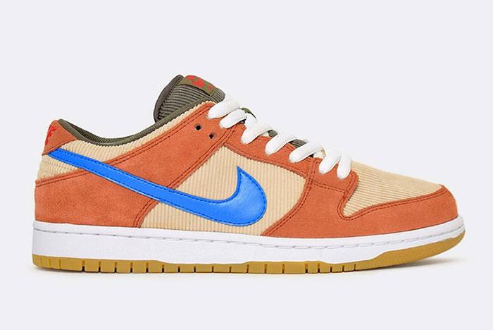 "Nike SB Dunk Low ""Corduroy"""