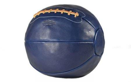 Horween Leather medicine ball