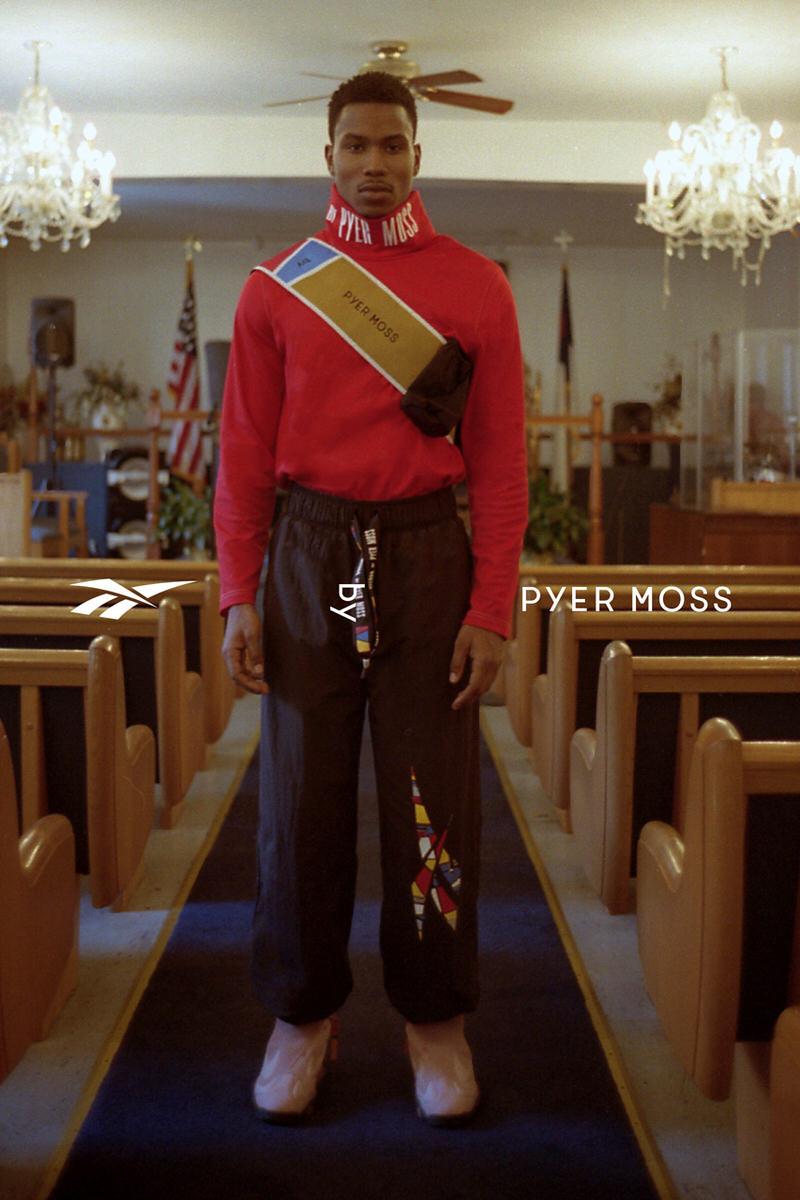 Pyer Moss x Reebok Mobius Experiment 3