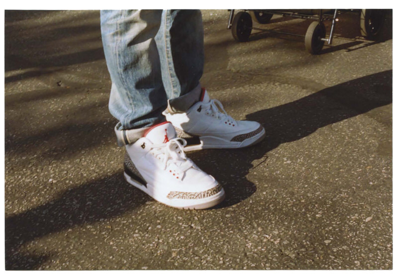 892610d8cbe0 Jordan Flight 45 White Cement