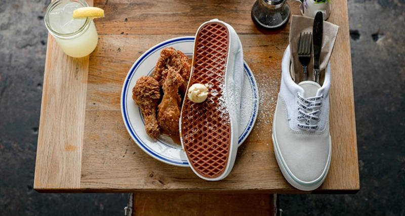 """Sweet Chick x Vans """"Off the Waffle"""" Pack"""