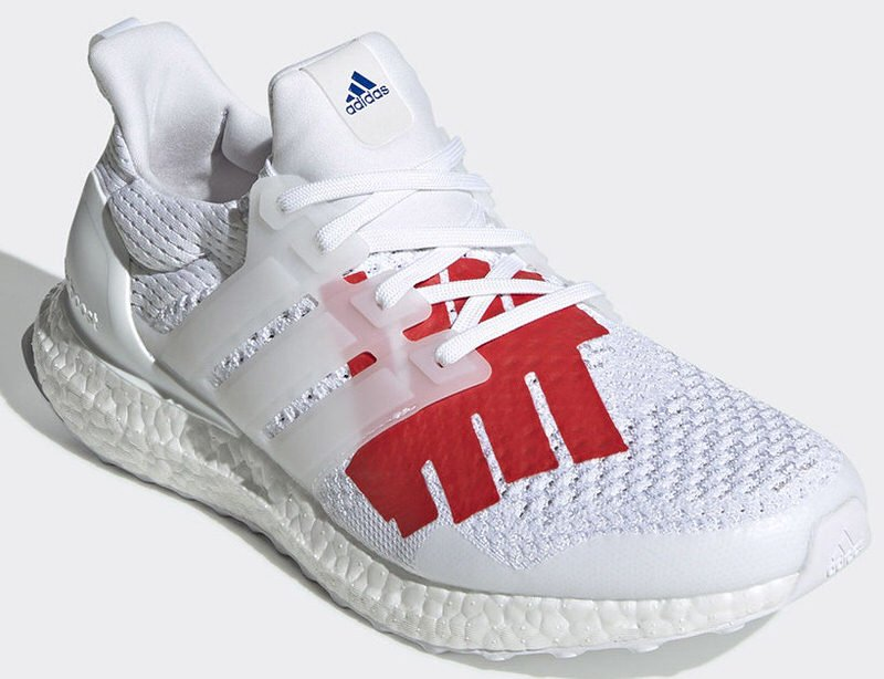 Undefeated x adidas Ultra Boost 1.0