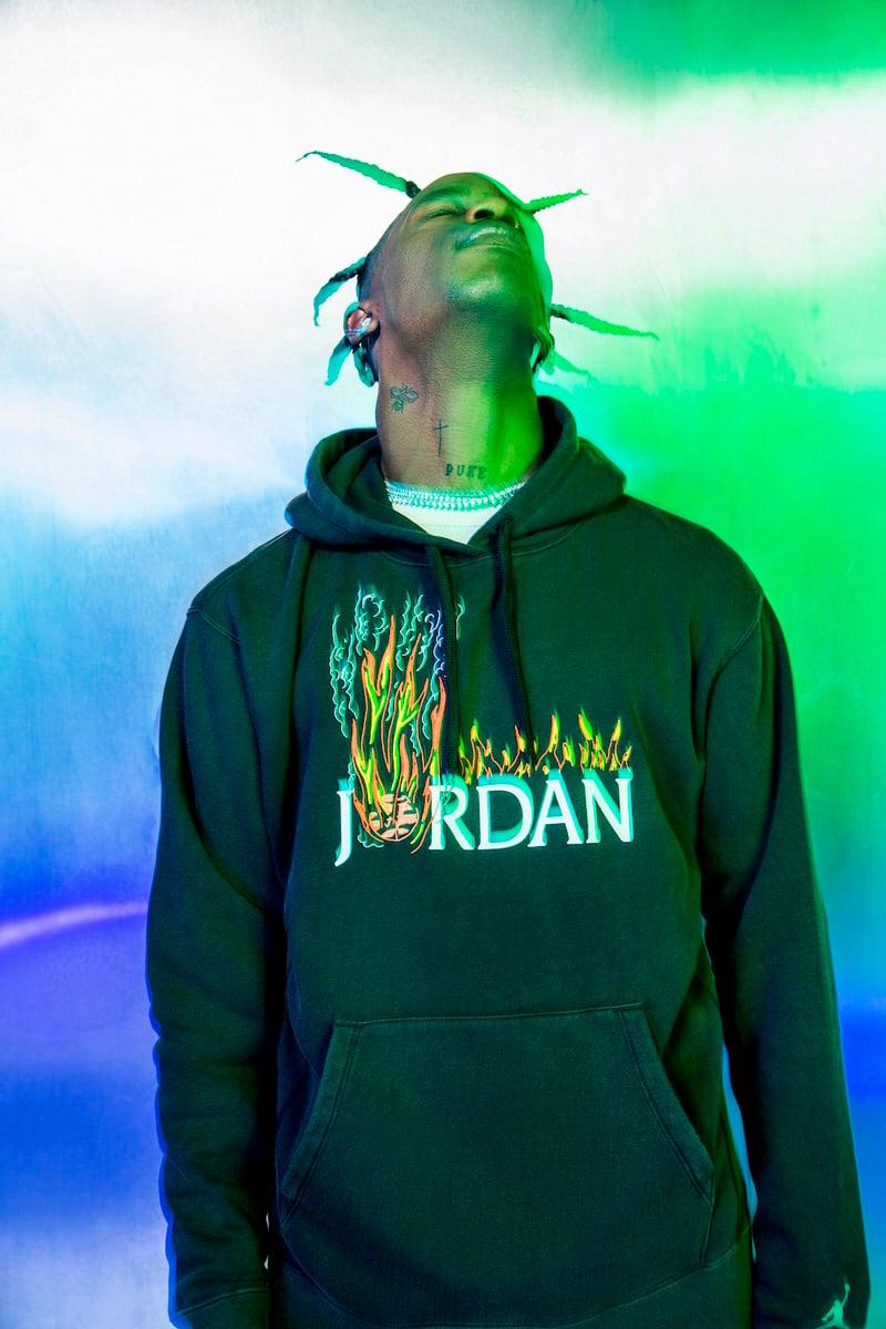 Travis Scott x Jordan Brand