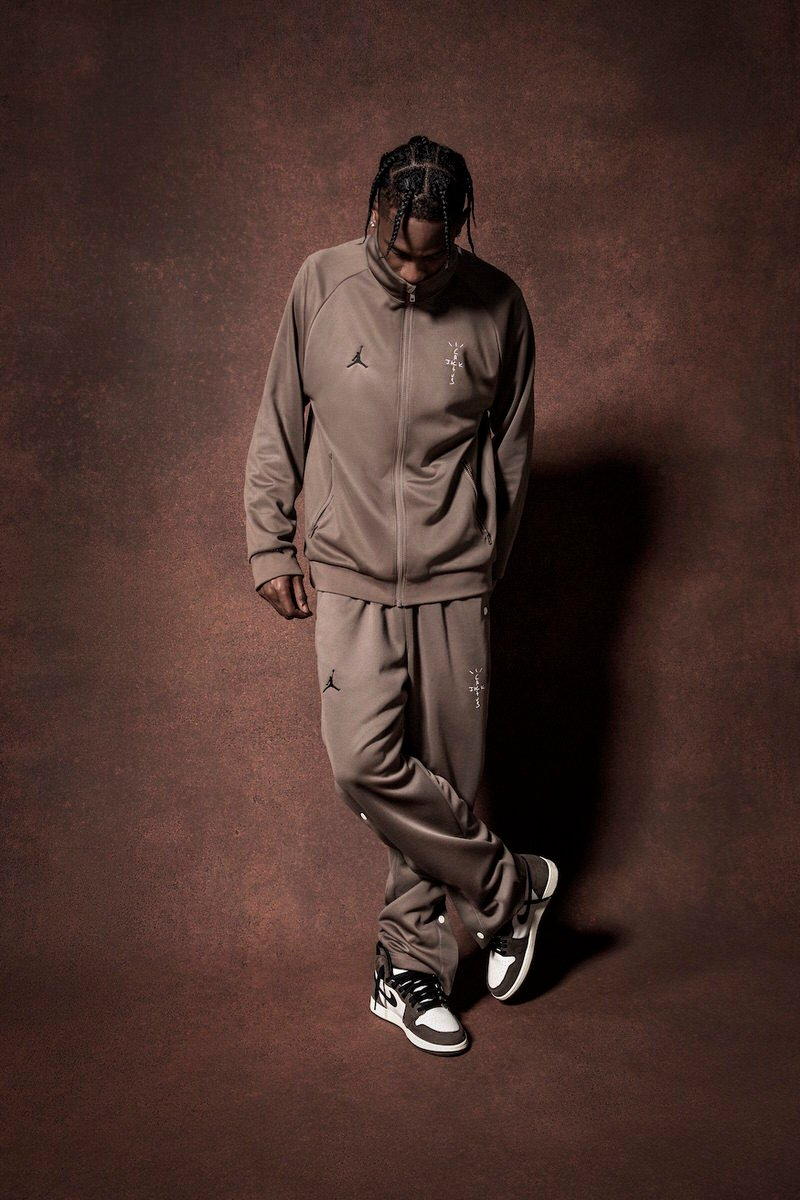 What the Travis Scott x Air Jordan 1