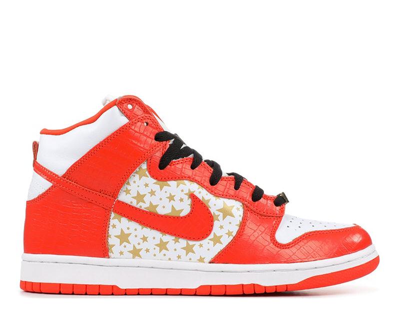 Supreme x Nike SB Dunks