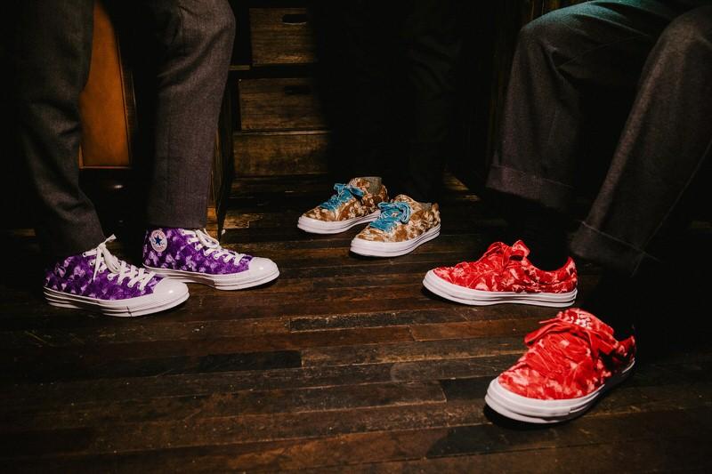 What Tyler The Creator S Latest Converse Collab Looks Like On Foot Nice Kicks