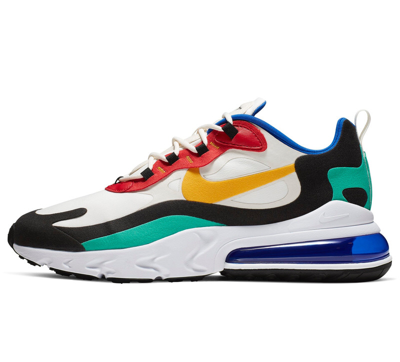 Evaluable no pueden ver Ambicioso  What the Nike Air Max 270 React Looks Like On Foot | Nice Kicks