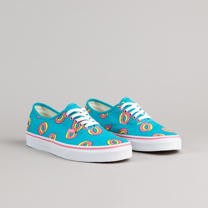 """Odd Future x Vans Authentic """"Donuts Pack"""""""