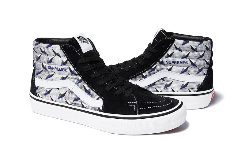 When to Get the Supreme x Vans Diamond Plate Collection
