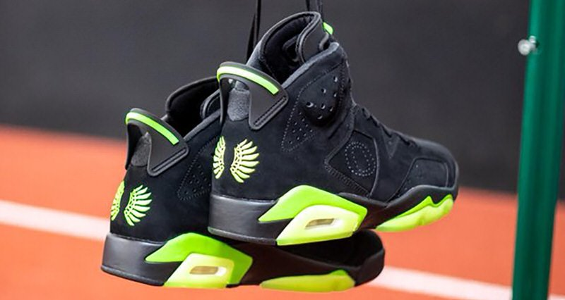 air jordan 6 oregon
