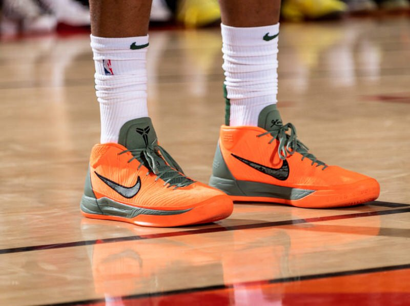 How the Nike Kobe Line Technically