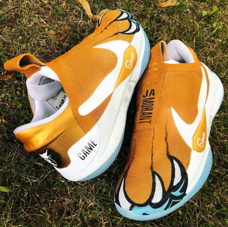 chaussure custom nike