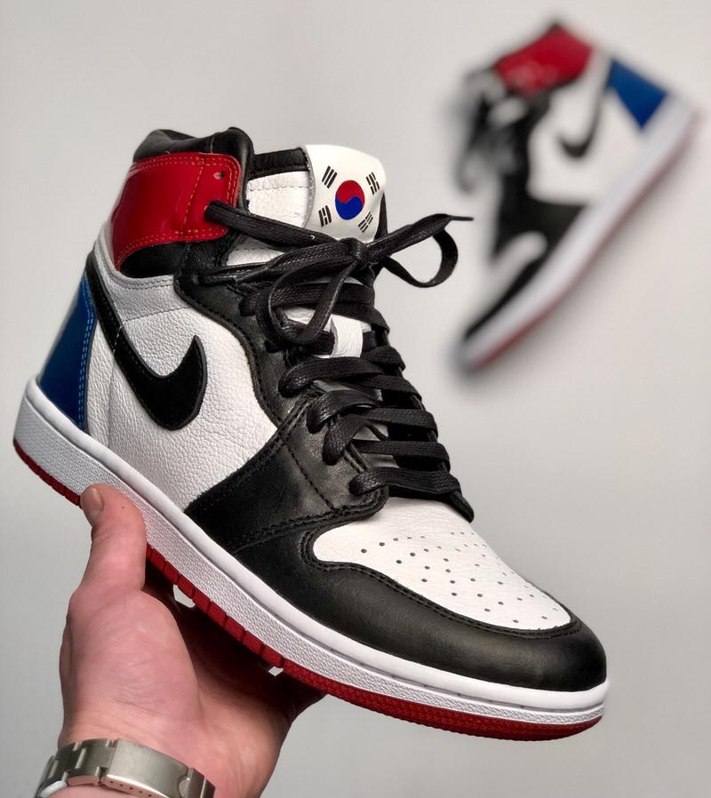 Air Jordan 1 Seoul Custom | Nice Kicks