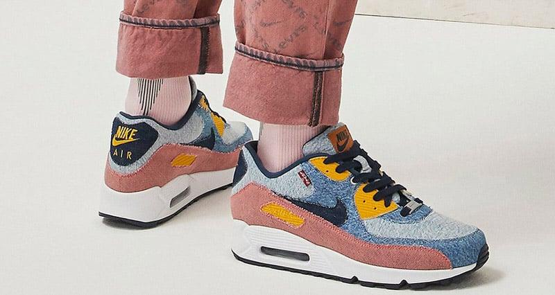 Creazione singhiozzante Giusto  Levi's x Nike By You Release Information | Nice Kicks
