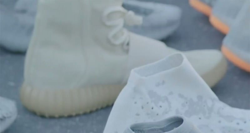 The adidas Yeezy Boost 750 Resurfaces
