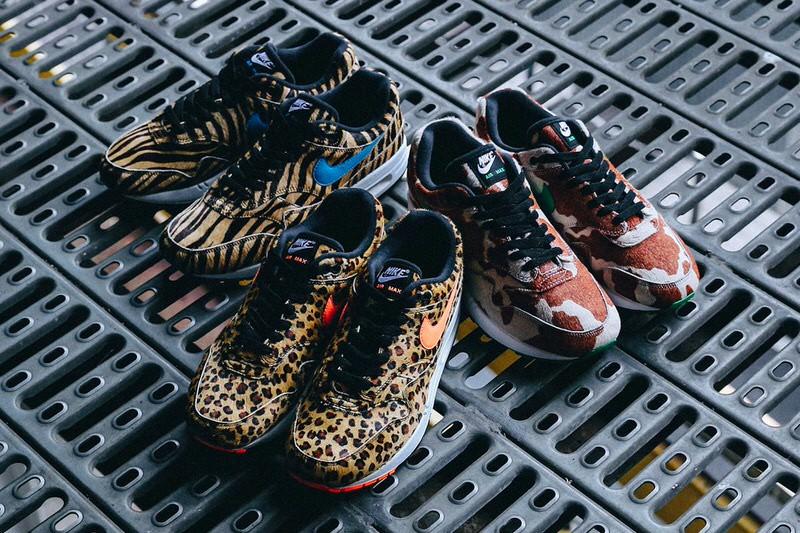 atmos x Nike Air Max 1 Animal Pack 3.0 Release Info | Nice Kicks