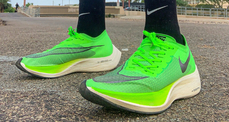 contraste cilindro compromiso  How the Nike ZoomX Vaporfly NEXT% Looks & Performs On Foot | Nice Kicks