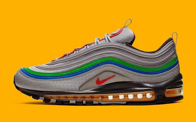 Sentimiento de culpa tirar a la basura Culo  Nike Air Max 97 Nintendo 64 Release Info | Nice Kicks