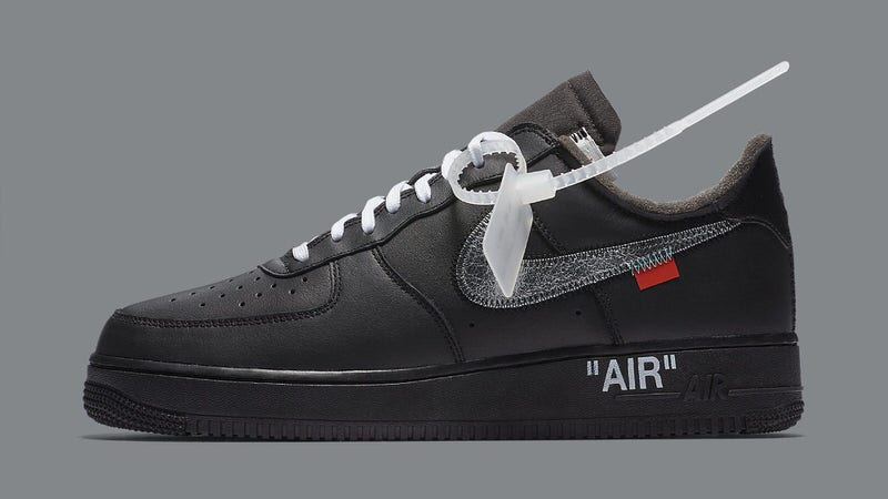 Off-White x Nike Air Force 1 Low MOMA