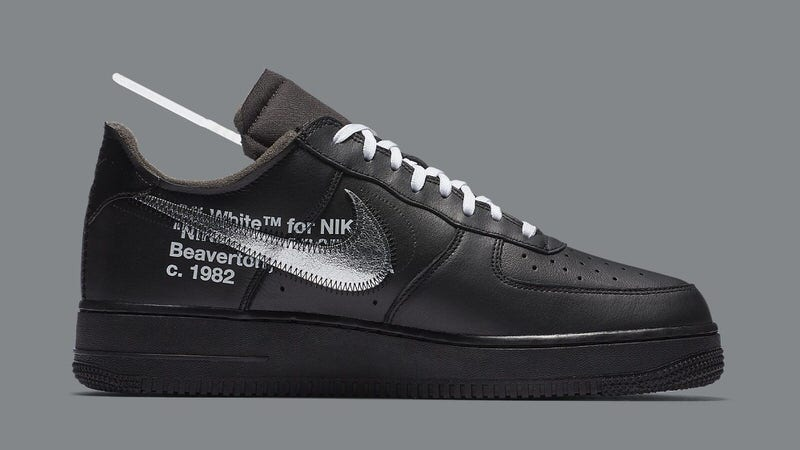 Off White x Nike Air Force 1 Low MOMA 2019 Release Date