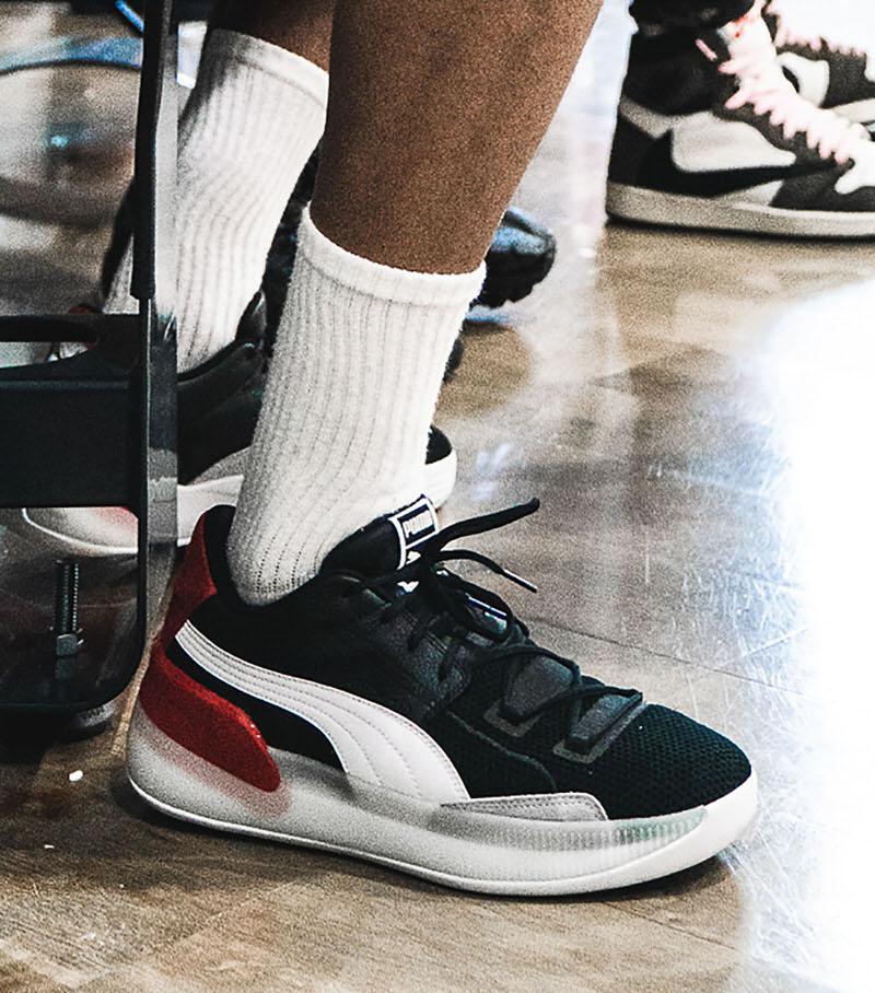 puma basketball shoes new