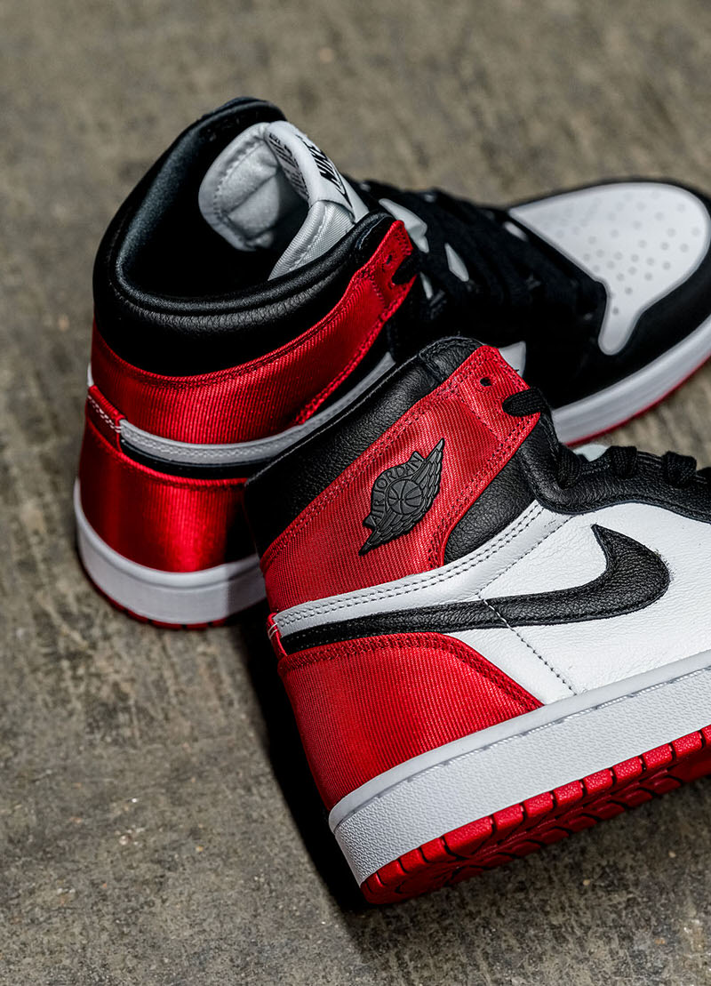 Air Jordan 1 Satin \
