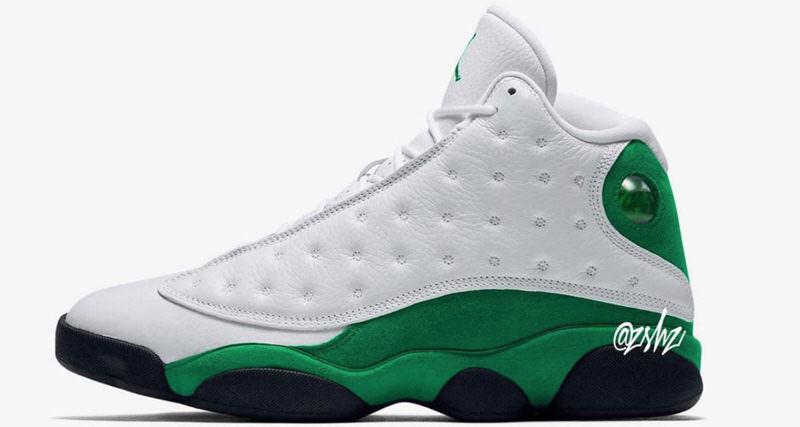 Air Jordan 13 Lucky Green Release Date