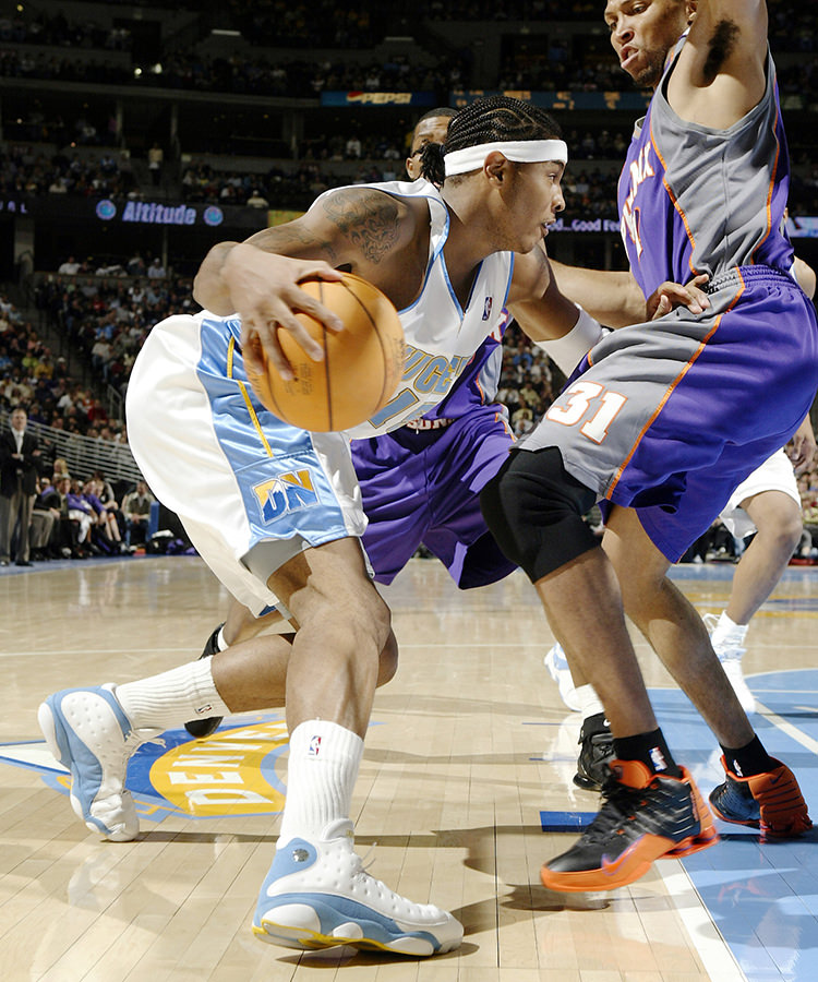 Carmelo Anthony's Best Air Jordan PEs
