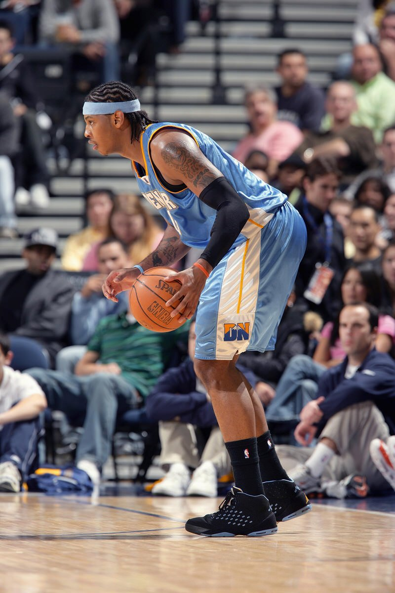 The Complete History of Carmelo Anthony's Jordan Shoe Line | Nice ...