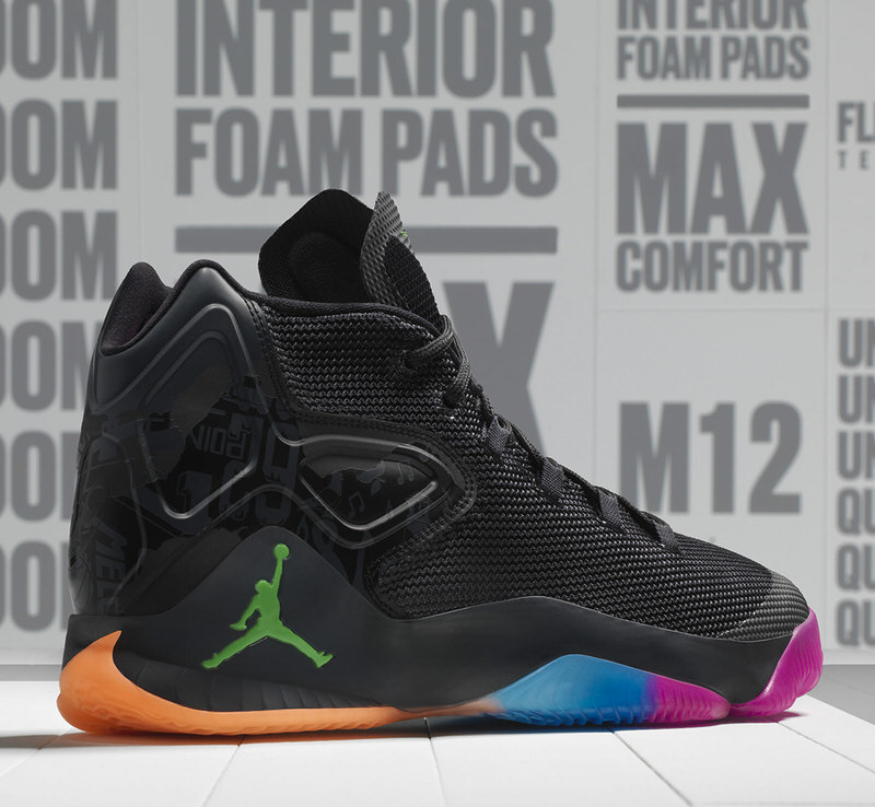 Carmelo Anthony's Jordan Shoe Line