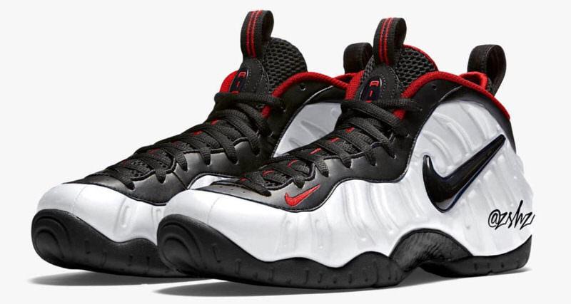 Nike Air Foamposite Pro Bulls Release