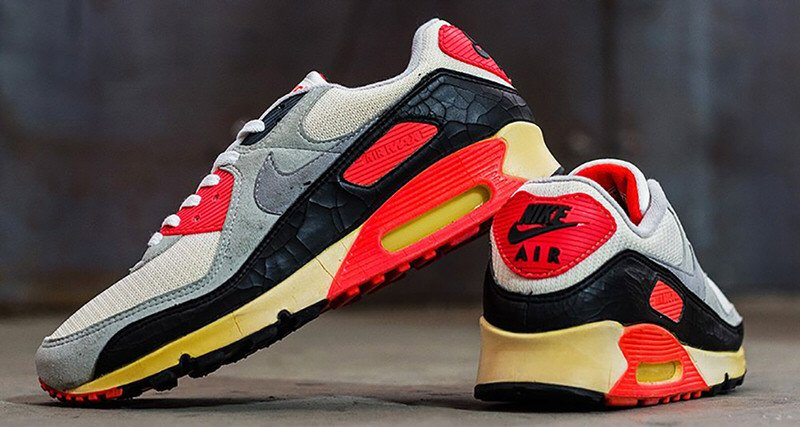 Nike Air Max 90 Infrared Release Date | Nice Kicks