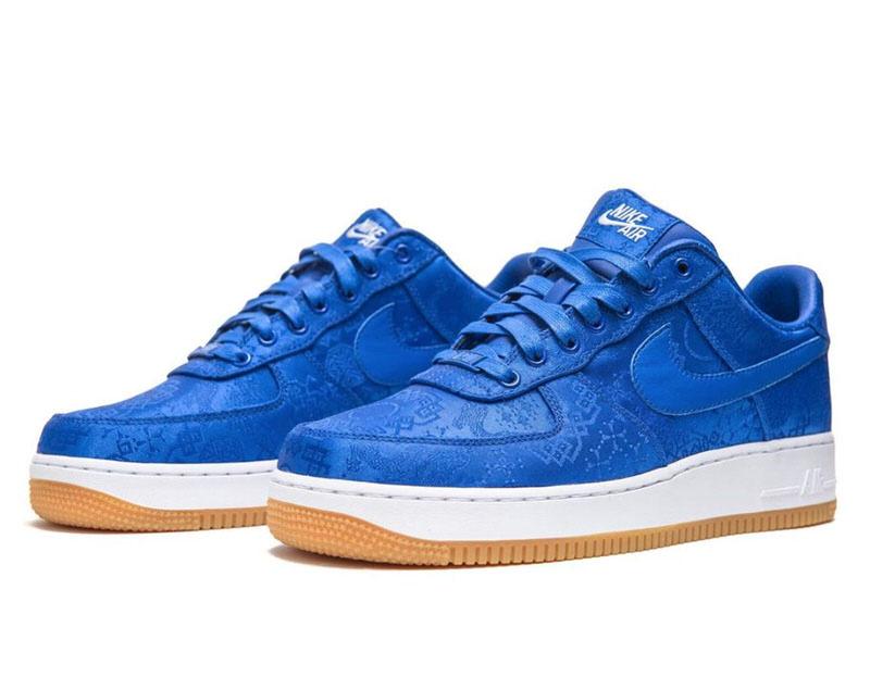 CLOT x Nike Air Force 1 Release Date   Nice Kicks