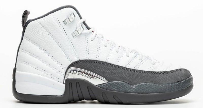 Air Jordan 12 Dark Grey Release Date | Nice Kicks