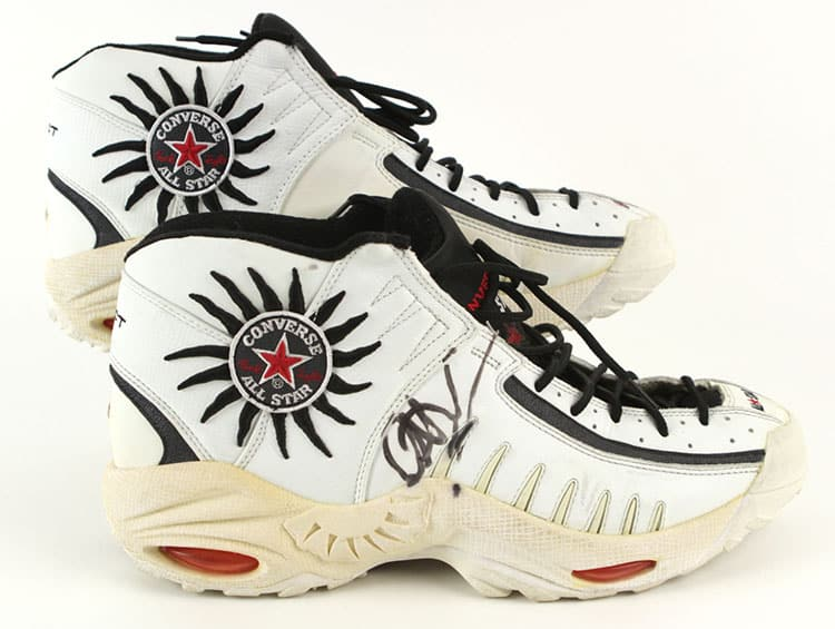 grande Grande Fotoeléctrico  Four Dennis Rodman Sneakers We Want Back | Nice Kicks