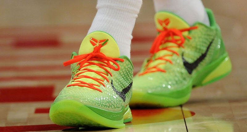 kobe bryant low top basketball shoes