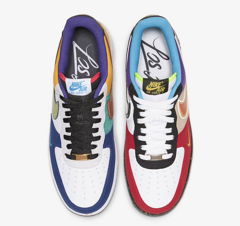 Nike Air Force 1 Low What the LA Release Date | Nice Kicks