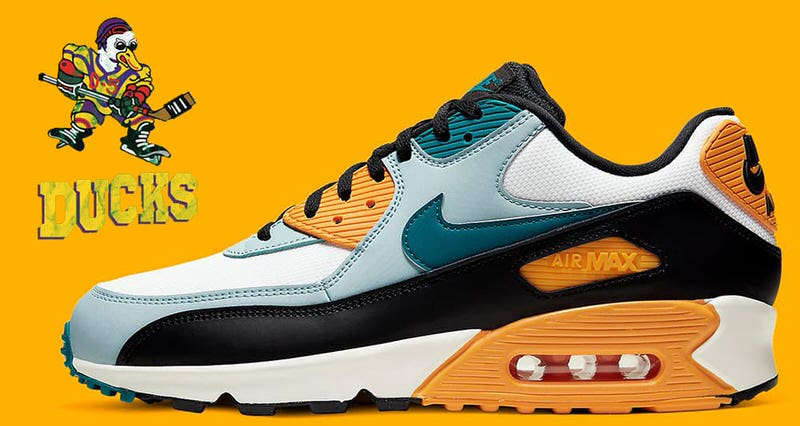 The Mighty Ducks Have Their Own Air Max | Nice Kicks