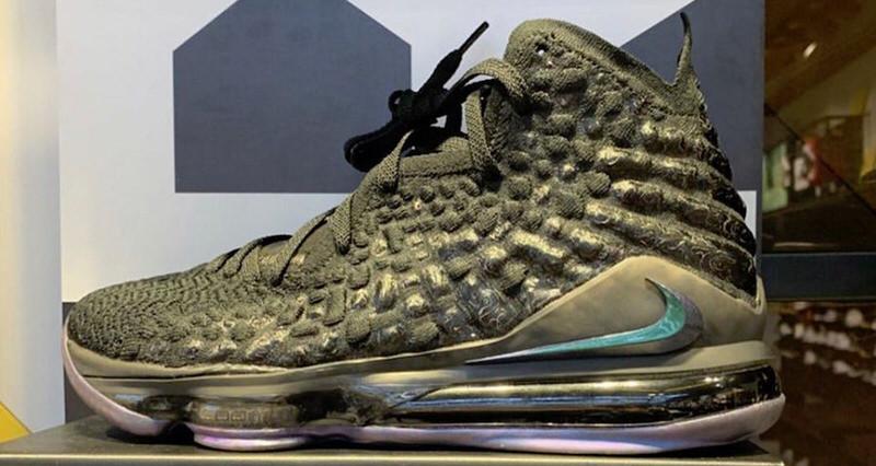 Nike LeBron 17 Currency Release Date