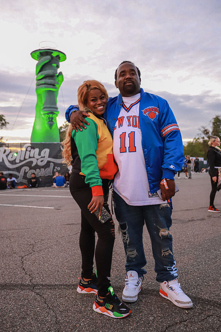 Best styles from Rolling Loud, couples